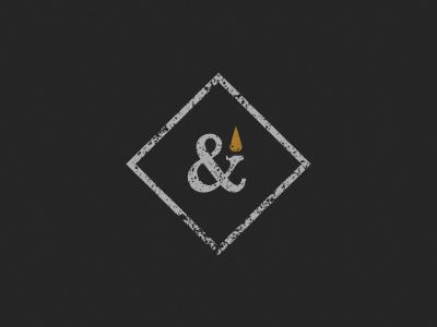 Ampersand logo ampersand