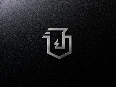 Horsepower icon design branding logo