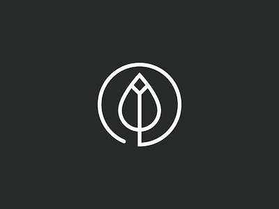 Logo detail for a new brand. illustration minimalist icon design branding logo