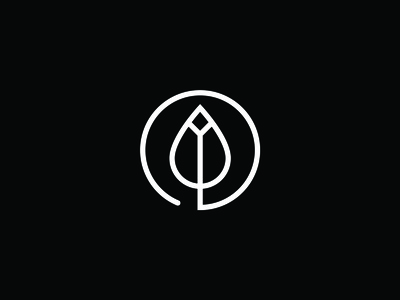 Logo detail for a new brand.