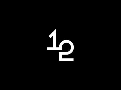 12 typography minimalist design branding logo