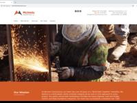 McInnis Construction Website