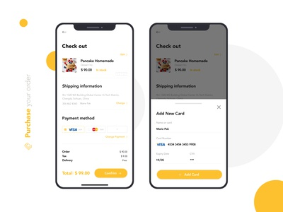 Check out - Daily UI 02