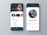 Music app - daily 09