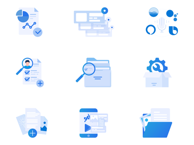 Special package of icons for Simpacta vector diagram add typography app icon logo branding paint illustration folder search settings icons icon set