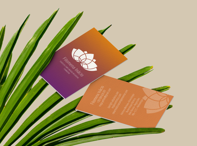 Business Cards for Therapist