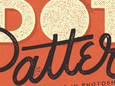 Dot Pattern Texture
