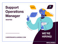 Support Operations Manager