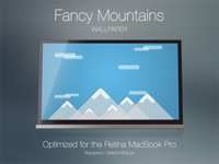 Fancy Mountains [Wallpaper] + Free Download
