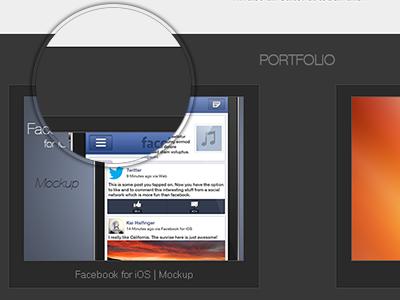 Personal Website (Portfolio) website portfolio work gallery