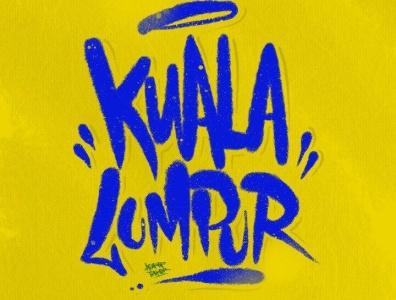 Typography - Kuala Lumpur kuala lumpur malaysia