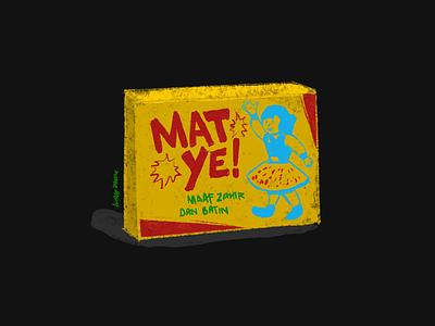 Mercun Raya green red yellow islamic islam pop pop eid raya mercun crackers