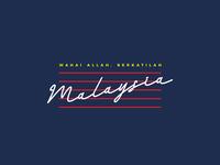Berkatilah Negaraku Malaysia