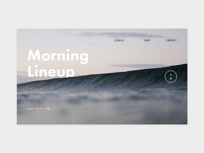 Surf Exp1 ui minimal