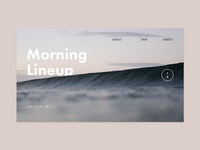 Dribbble Shot ui minimal