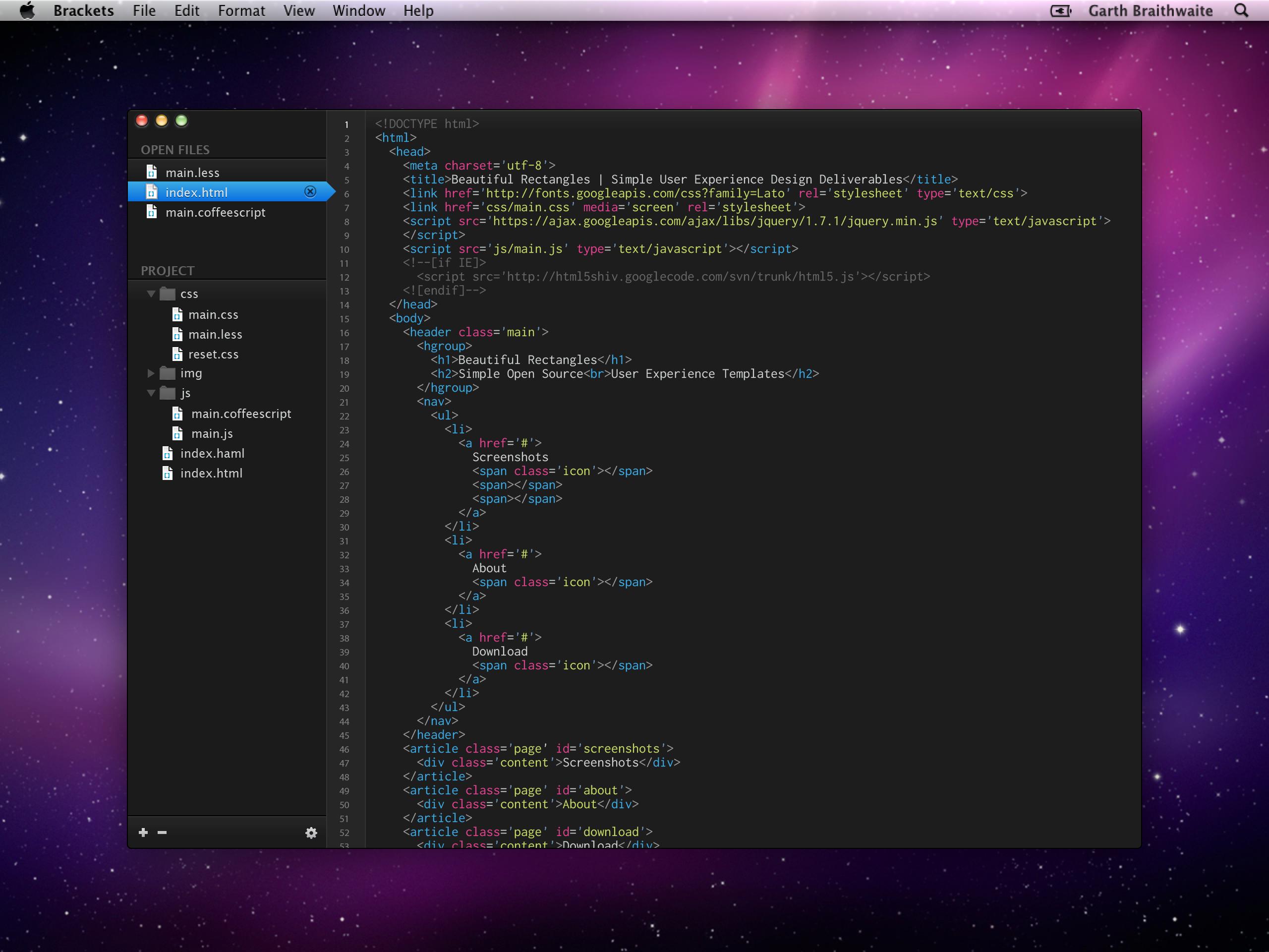 Prototype  2x editor