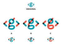Personal Overprint Logo Idea