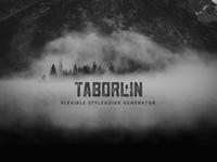 Taborlin Website Header