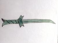Grass Sword Inked