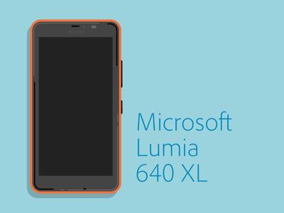 Microsoft Lumia 640 XL Vector