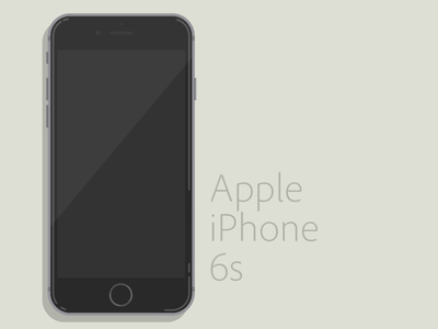 Iphone 6s (Space Gray)