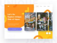 Explore Unique Side of Japan