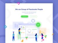Team Web Exploration