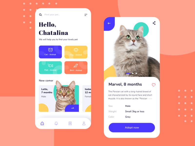 Animal Adopt Apps