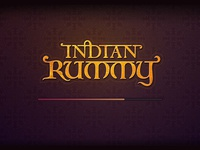 Indian Rummy Loading Screen