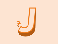 J for jump