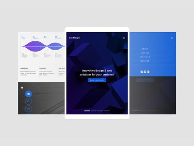 Codesign _ Tablet branding art direction atomic design user experience user interface mobile