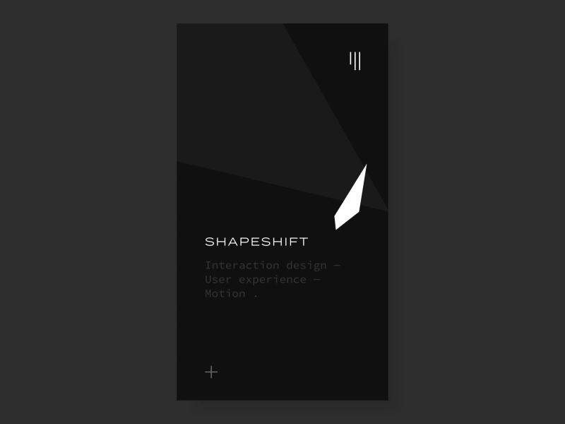 Shapeshifter Nav