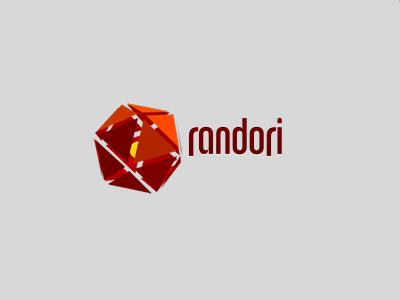 Randori Logo logo 3d illustration