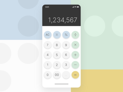Daily Design Things - Re-design Calculator