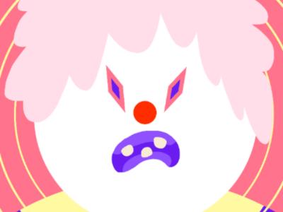 Buggiēman palette personaje character illustrator illustration color