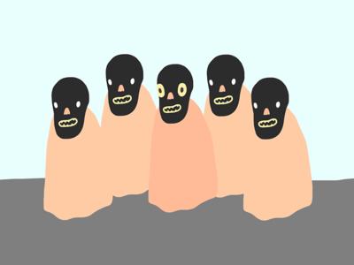 El Rito characters character digitalart contrast vector stroke inspiration ilustración color illustration