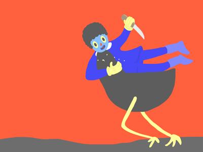 "The "" T o m a j o n a "" proyect paleta digitalart animal book vector contrast color ilustracion illustration comic character"