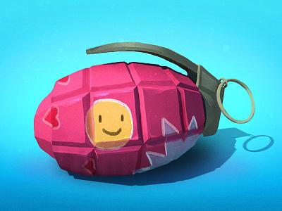 Oh Joy oh joy shana tova death happy grenade photoshop illustration
