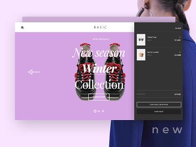 Creatlve Slider uikit kit simple ux ui magazine blog webdesign web