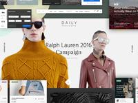 DailyUIkit on Designmodo