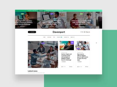 Davenport Startup