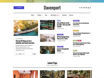 Davenport Travel
