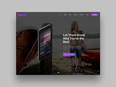 Barrel App