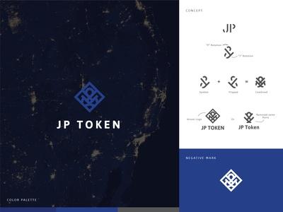 JP Token Logo