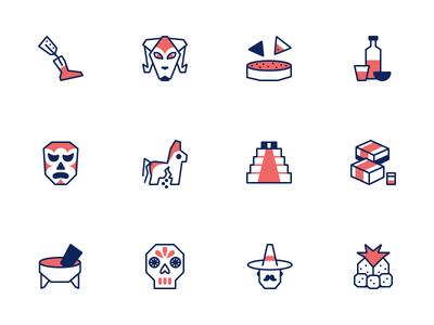 Méxican Icons
