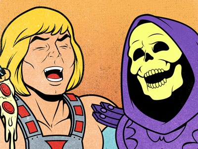 What If? he-man masters of the universe