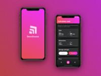 Storehouse - app concept
