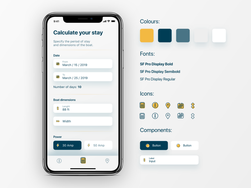 Mobile App - Look and Feel mobile look and feel ux product design designs design ui app
