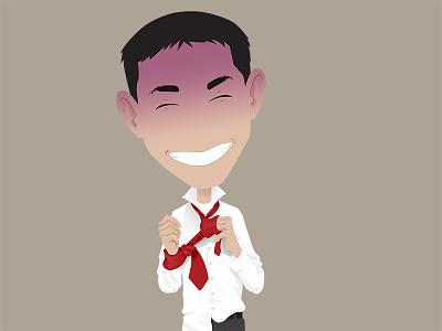 Avatar vector illustrator cartoon web avatar commission
