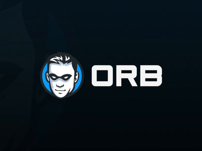 Orb - Logo Sting motion design logo sting streamer twitch